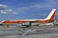 Photo: Silver Wings, Boeing 720, N4450Z