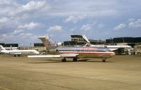 Photo: American Airlines, Boeing 727-100, N2914