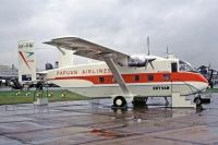 Photo: Papuan Airlines, Shorts Brothers SC-7 Skyvan, VH-PNI