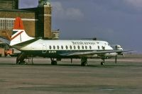 Photo: British Airways, Vickers Viscount 800, G-AOYI