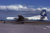 Photo: Air New Zealand, Fokker F27 Friendship, 10365