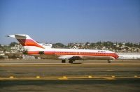 Photo: PSA - Pacific Southwest Airlines, Boeing 727-200, N54PS
