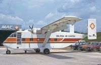 Photo: Malaysia Air Charter, Shorts Brothers SC-7 Skyvan, 9M-AXA