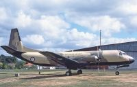 Photo: Royal New Zealand Air Force RNZAF, Hawker Siddeley HS-780 Andover, NZ7623