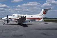 Photo: Laurentian Air Services Ltd., Beech King Air, C-FCGM