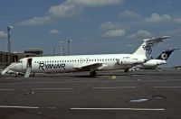 Photo: Ryanair, BAC One-Eleven 500, G-BNIH