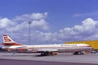 Photo: Sterling Airlines, Sud Aviation SE-210 Caravelle, OY-SAB
