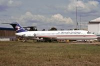Photo: Wetrafa Airlines, Douglas DC-9-30, 9Q-CWF