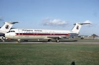 Photo: Philippine Airlines, BAC One-Eleven 500, PI-C1171