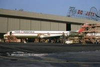 Photo: Toa Domestic Airlines TDA, McDonnell Douglas MD-80, JA8458