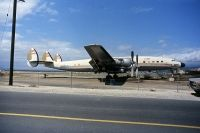 Photo: Untitled, Lockheed Super Constellation, N7317C