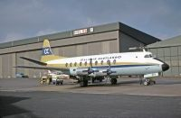 Photo: Alidair, Vickers Viscount 700, G-ARBY