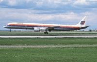 Photo: United Airlines, Douglas DC-8-71, N8085U