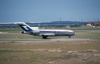 Photo: Trans Australia Airlines - TAA, Boeing 727-100, VH-TSR