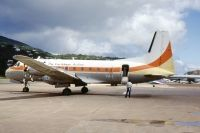 Photo: LIAT, Hawker Siddeley HS-748, VZ-LAA
