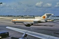 Photo: National Airlines, Boeing 727-100, N4611