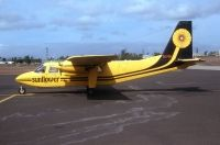 Photo: Sunflower, Britten-Norman BN-2B Islander, DQ-FGA