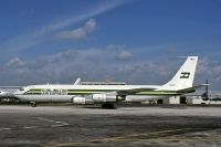 Photo: Burlington Air Express, Boeing 707-300, N862BX