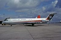 Photo: Dan-Air London, BAC One-Eleven 500, G-BOAT