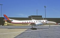 Photo: Air Virginia, Fairchild-Swearingen SA-227 Metroliner, N255AV