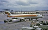 Photo: Mohawk Airlines, BAC One-Eleven 200, N1134J