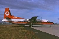 Photo: Ansett - ANA, Fokker F27 Friendship, VH-FNB