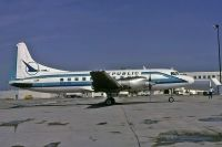 Photo: Republic Airlines, Convair CV-580, N7517U