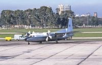 Photo: Argentine Air Force Armada, Fokker F27 Friendship, T-44