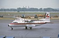 Photo: Allegheny Commuter, Nord N-262, N2602