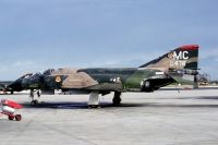 Photo: United States Air Force, McDonnell Douglas F-4 Phantom, 66-7476