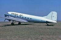 Photo: Swazi Air, Douglas DC-3, 3D-ABI