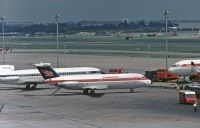 Photo: Cambrian Airways, BAC One-Eleven 400, G-AVGP