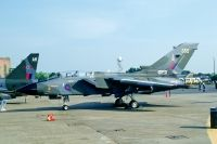 Photo: Royal Air Force, Panavia Tornado, ZA555