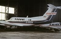 Photo: Ogden, Beech King Air, G-OGDN