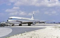 Photo: Pan Am, Boeing 707-100, N710PA
