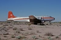 Photo: Untitled, Douglas DC-4, N67034
