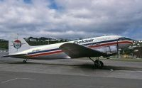 Photo: Fieldair, Douglas C-47, ZK-BBJ