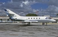 Photo: Untitled, Dassault Falcon 10, HP-1A