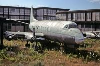 Photo: Alitalia, Vickers Viscount 700, I-LIRG