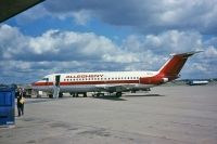 Photo: Allegheny Airlines, BAC One-Eleven 200, N1112J