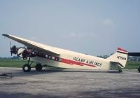 Photo: Island Airlines, Ford 5-AT Tri-motor, N7584