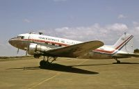 Photo: Yemen Airways, Douglas DC-3, 4W-ABX