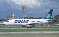 Photo: Dinar Airlines, Boeing 737-200, P4-ARB