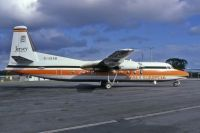 Photo: Jersey European Airways, Fokker F27 Friendship, G-JEAB