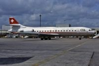 Photo: CTA, Sud Aviation SE-210 Caravelle, HB-ICN