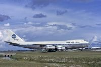 Photo: Pan Am Cargo, Boeing 747-200, N535PA