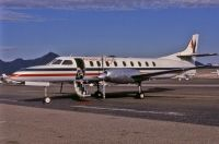 Photo: American Eagle, Fairchild-Swearingen SA-227 Metroliner, N2684S