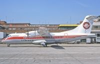 Photo: Cimber Air, ATR ATR 42, OY-CIC