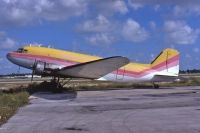 Photo: Shawnee Airlines, Douglas DC-3, N45366