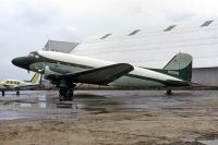 Photo: Untitled, Douglas DC-2, N8009